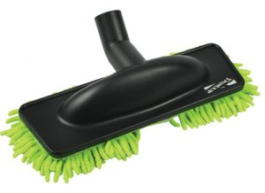 Microfiber dustup cleaning tool