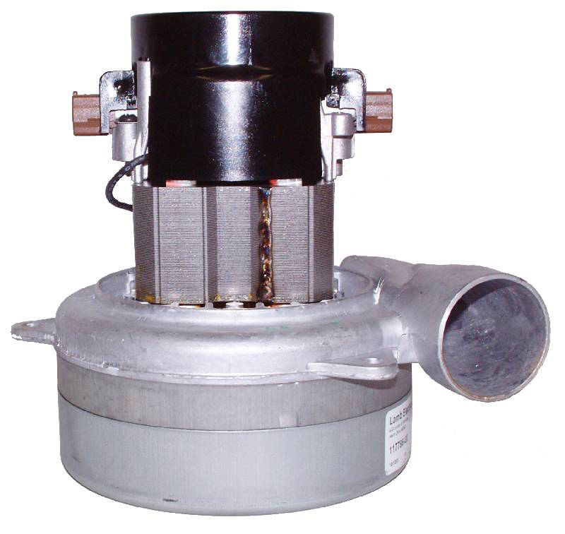 Lamb electric motor 117795 120v 5 7 2 stage manufacturer of vacumaid central vacuum systems Lamb vacuum motor parts