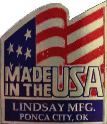 Lindsay Mfg.