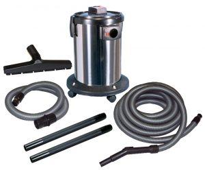vacuum water