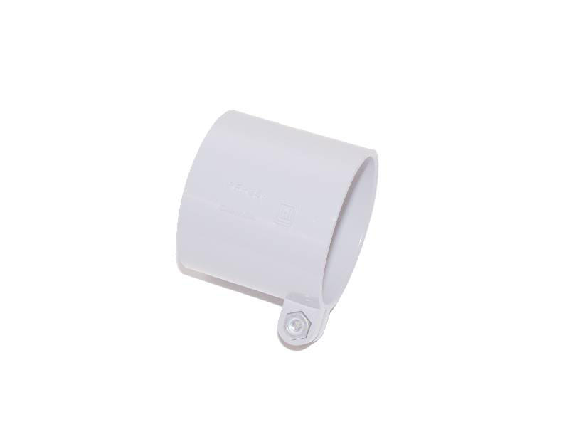Clamp Coupler 2″ – White