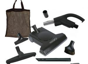 Hide-a-Hose HS302191 RF Series Vacuum Cleaner Ready Grip