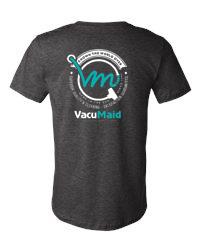 VacuMaid T-Shirt grey